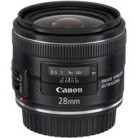 Canon EF 28mm f / 2.8 IS USM
