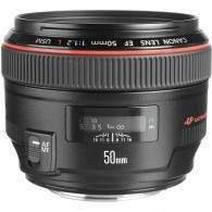 Canon EF 50mm f / 1.2 L USM
