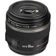 Canon EF-S 60mm f / 2.8 Macro USM