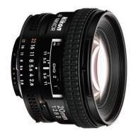 Nikon AF 20mm f / 2.8 D