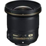 Nikon AF-S 20mm f / 1.8G ED