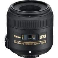Nikon AF-S 40mm f/2.8 G DX Micro