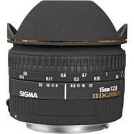 Sigma 15mm f / 2.8 EX DG Fisheye