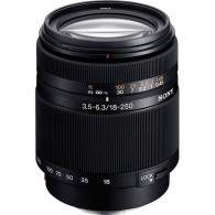 Sony DT 18-250mm f / 3.5-6.3
