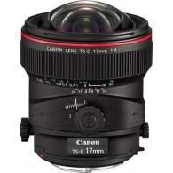 Canon TS-E 17mm f / 4 L