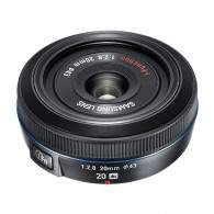 Samsung NX 20mm F2.8 Ultra wide pancake