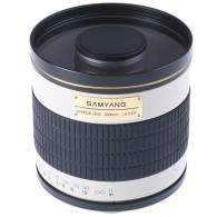 Samyang 500mm MC IF f / 6.3 Mirror