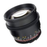 Samyang 85mm T1.5 IF UMC II VDSLR for Canon