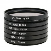 SOLO ND4 72mm