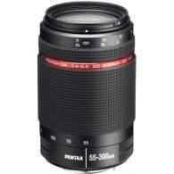 Pentax DA L 55-300mm f / 4-5.8 ED