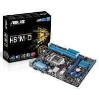ASUS H61M-D