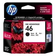 HP 46-CZ637AA Black