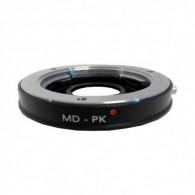 OpticPro PK Lens To Micro 4/3