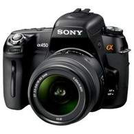 Sony A-mount DSLR A450L Kit