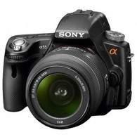 Sony A-mount SLT-A55VL with SAL1855 Len