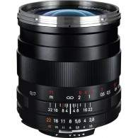 ZEISS Distagon T* 25mm f / 2.8 ZF.2