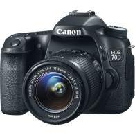 Canon EOS 70D Kit 50mm WiFi