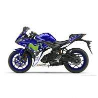 Yamaha R25 Movistar Moto GP