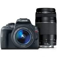 Canon EOS Rebel SL1 Kit 18-55mm + 75-300mm