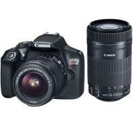 Canon EOS Rebel T6 Kit 18-55mm + 55-250mm