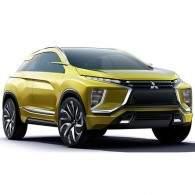 Mitsubishi XM-Concept