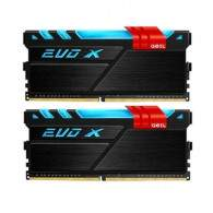GeIL DDR4 EVO X RGB LED PC24000 Dual Channel 32GB (2x16GB)