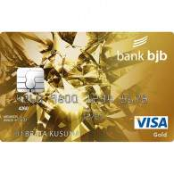 BJB Credit Card Gold