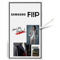 Samsung Flip 65 inch