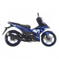 Yamaha Jupiter MX King 150 Movistar