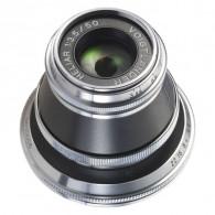 Voigtlander 50mm f / 3.5 Heliar