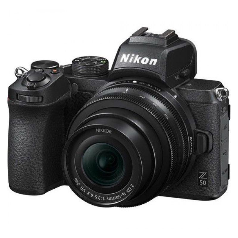 Nikon Z50 Kit 16-50mm