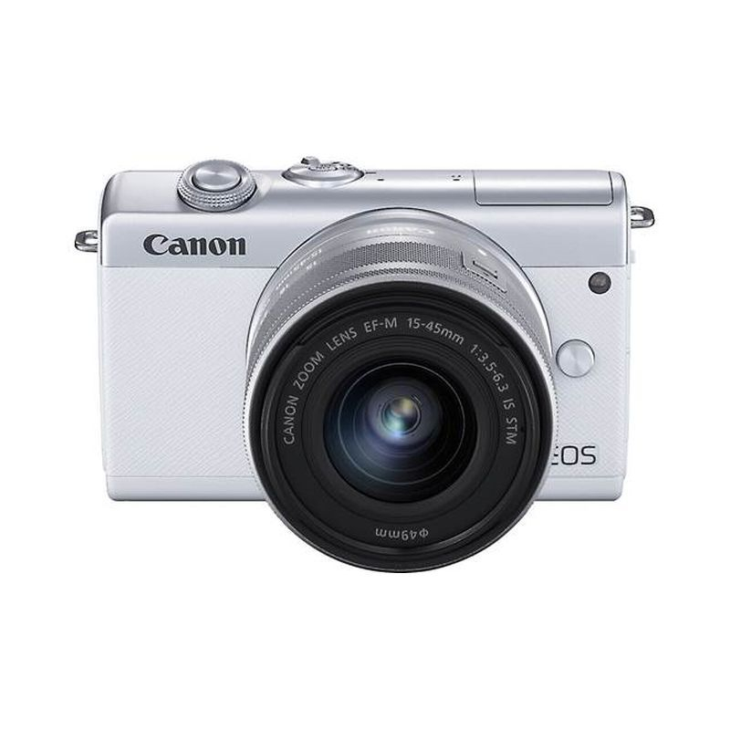 Canon EOS M200 Kit 15-45mm