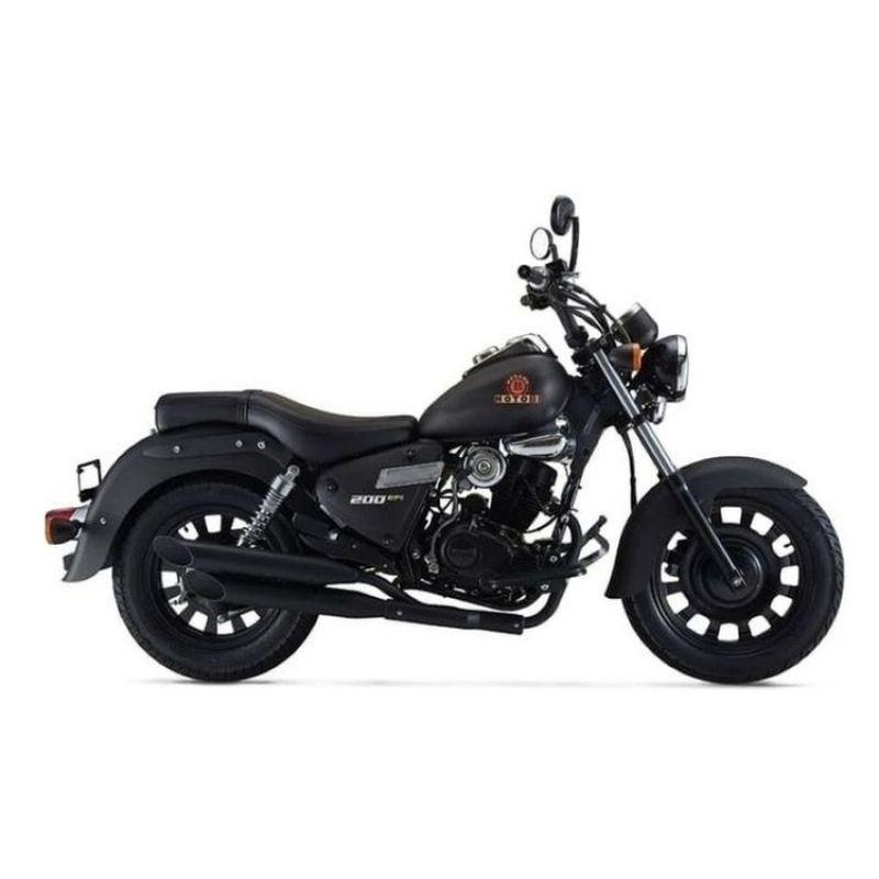 Benelli Motobi 200 EFI