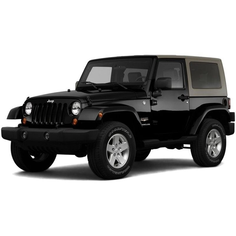 Jeep All-New Wrangler Sport