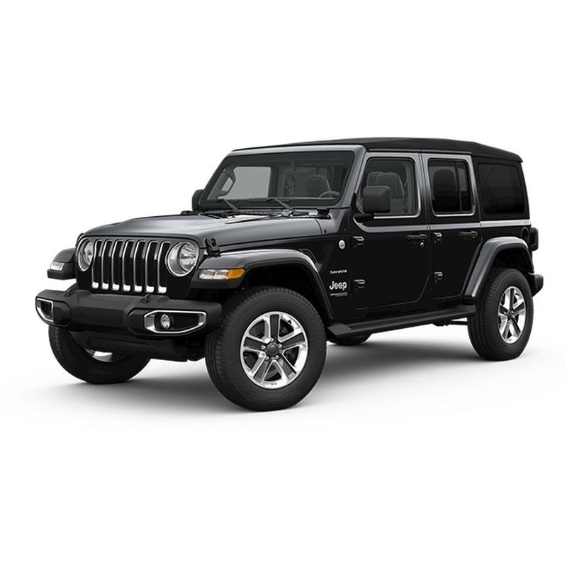 Jeep All-New Wrangler Unlimited Sahara