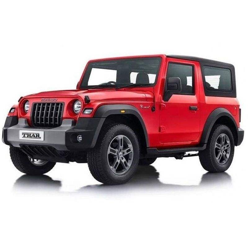 Mahindra All New Thar