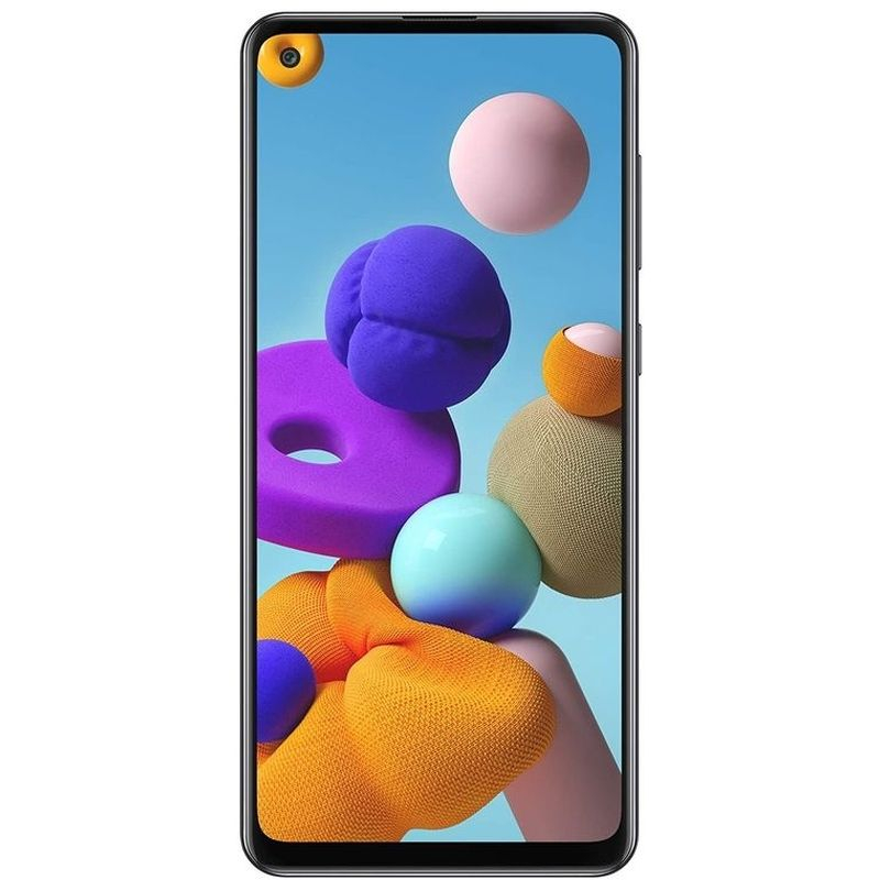 Samsung Galaxy A21s RAM 6GB ROM 128GB