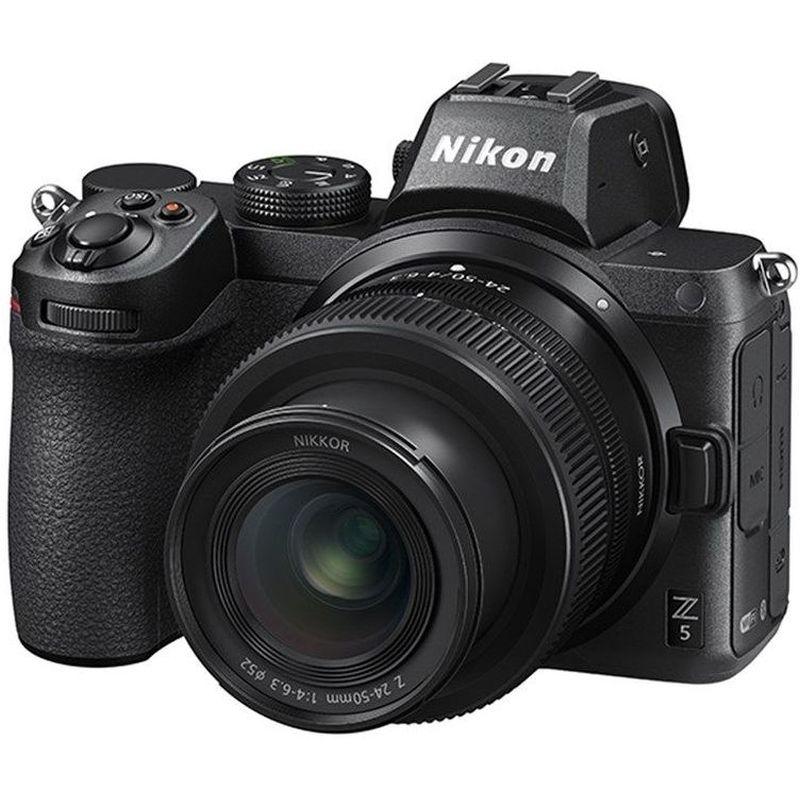 NikonZ5 Kit 24-50mm