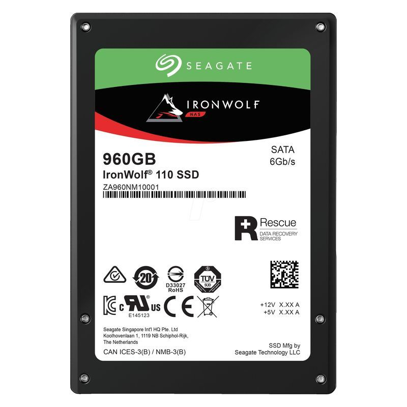Seagate IronWolf 110 960GB