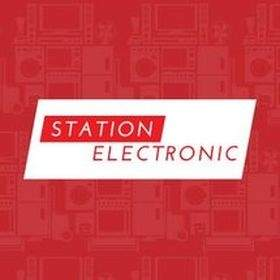 station electronic (Tokopedia)
