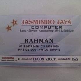 jasmindo jaya comp (Bukalapak)