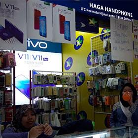 Haga Handphone - ITC Permata Hijau