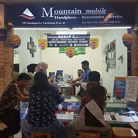 Mountain mobile-ITC Kuningan