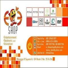E Three Shop (Bukalapak)