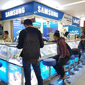 Intan mobile-Jambu dua