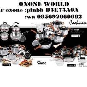 OX-204 Cute Hand Blender Oxone 200W - Orange