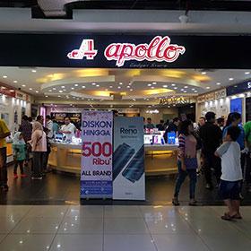 Apollo - WTC Surabaya