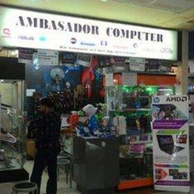 Ambassador Notebook (Tokopedia)