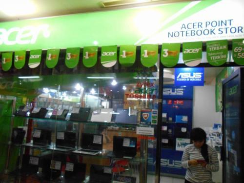 Notebook Store