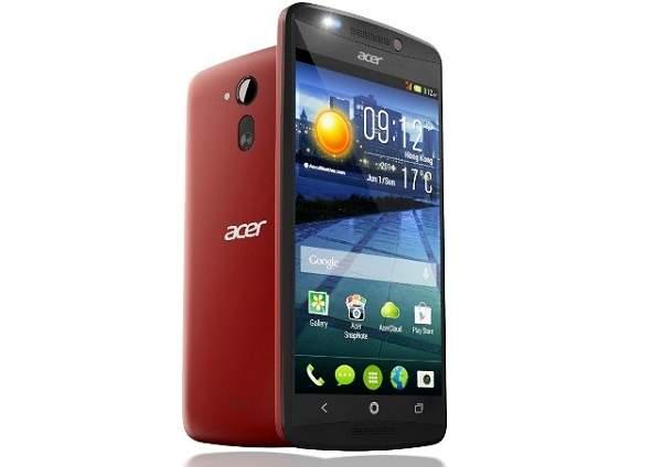 Acer Liquid E700 dan Z200, Android KitKat dengan Tiga Slot Kartu